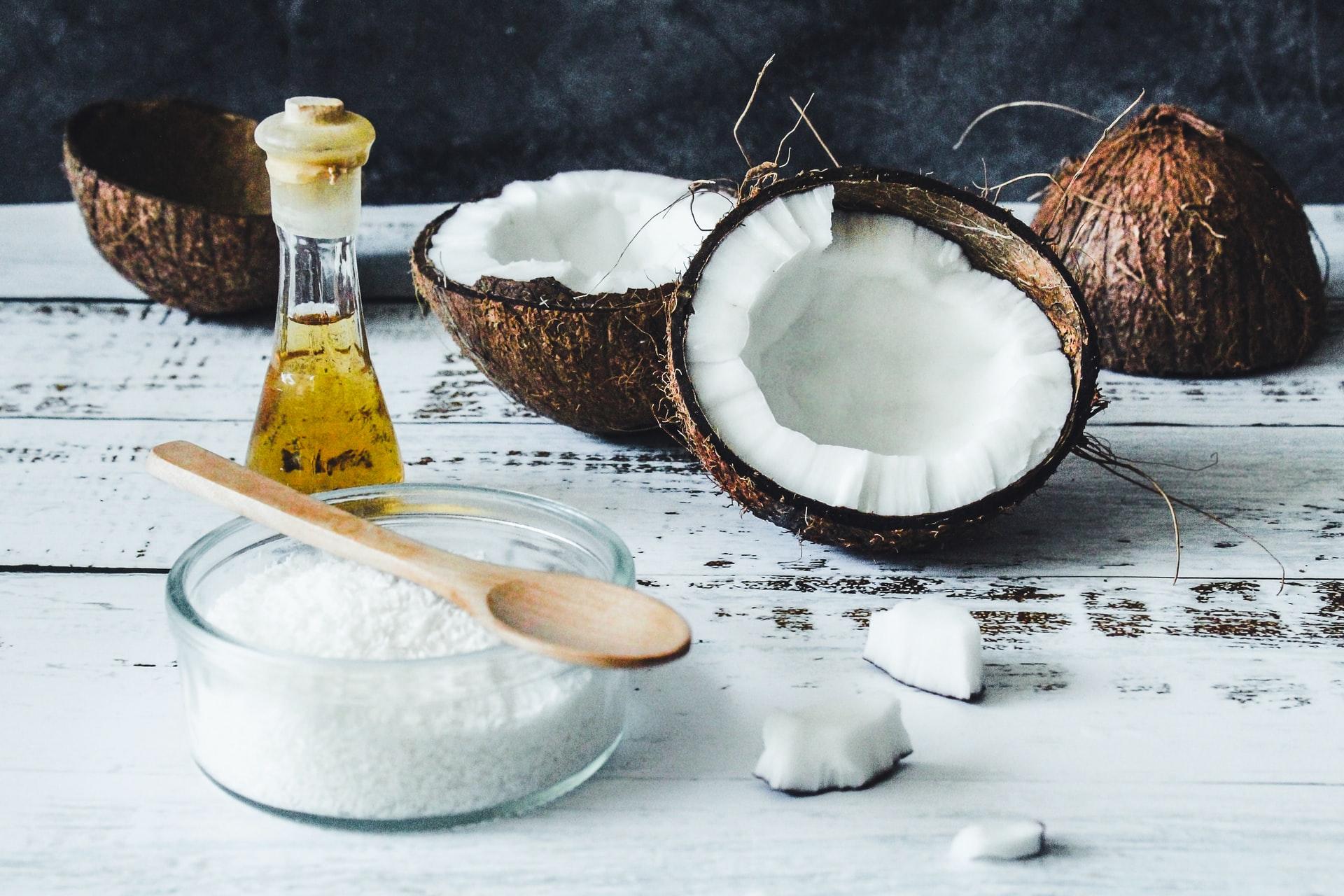 L'huile de coco et ses bienfaits